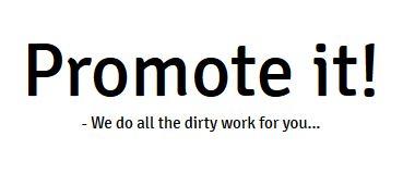 Promote it